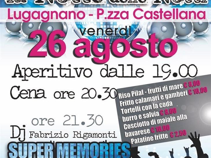 Leggi news | Festa Anni '70 '80 '90 Con Animazione Dj A Lugagnano Piacenza
