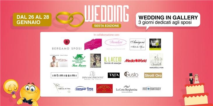 Wedding In Gallery 2018, Fiera Per Gli Sposi A Bergamo