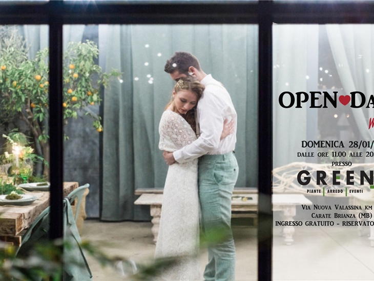 Leggi news | Wedding Is Green, Fiera Sposi A Monza Brianza