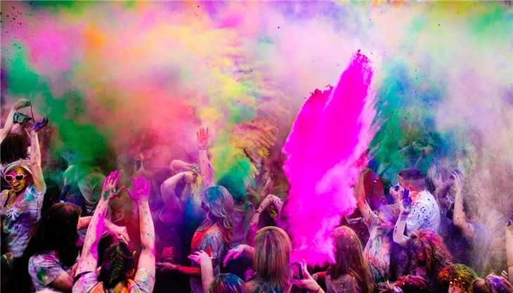 Color Party A Bolgare, Bergamo