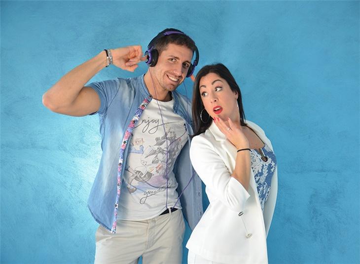 Il Duo Danny & Sandy vi porta nel mondo dei musical
