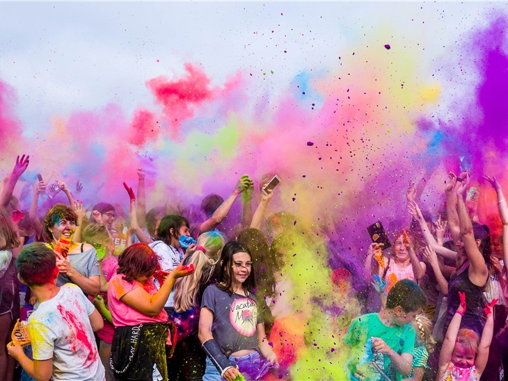 Leggi news | Holi Festival - Color Party: cos'è e come organizzarlo